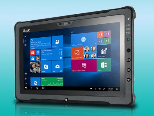Getac tablet F110: Innovación y eficiencia a prueba de todo