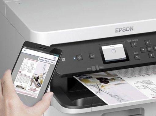Epson presenta soluciones de impresión pensadas para las pymes