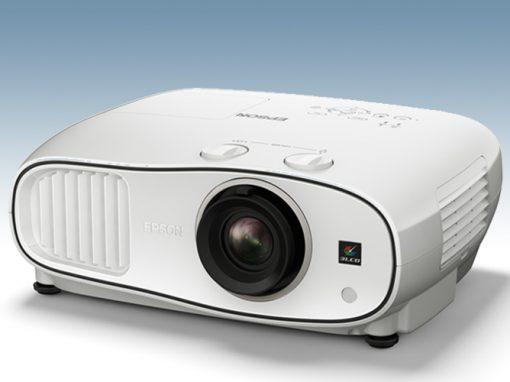 Epson introduce su nuevo Home Cinema 3710 al canal