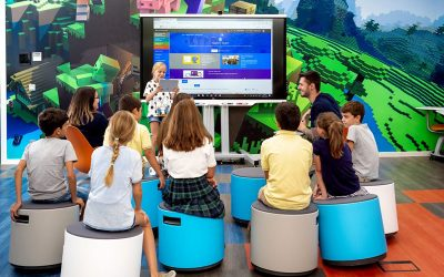 Microsoft se vuelca en la educación
