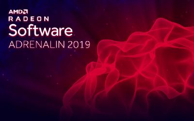 AMD lanza nuevo software AMD Radeon Adrenalin 2019 Edition