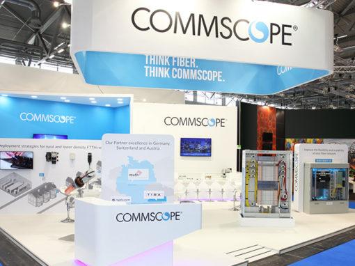 CommScope realiza Kick Off en distintos países de la región