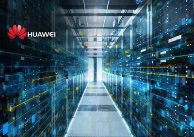Redes inteligentes para el datacenter, de la mano de Huawei