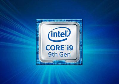 Los nuevos procesadores de Intel para laptops alcanzan la marca de los 5GHz