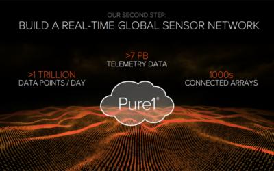 Pure Storage lanza solución para gestión autónoma de infraestructuras de cloud híbrida