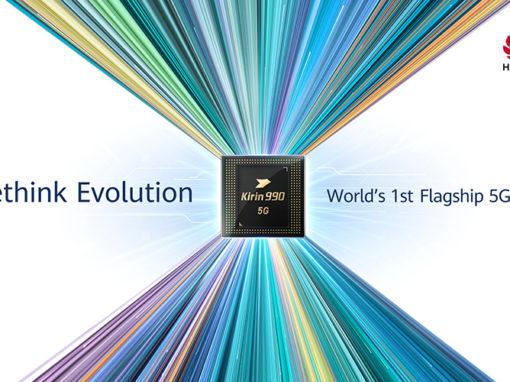 IFA 2019: Huawei presenta su Kirin 990 con un módem 5G integrado
