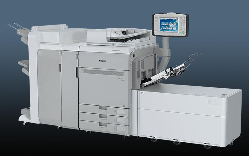 Canon imagePRESS C910 quiere mejorar la impresión digital
