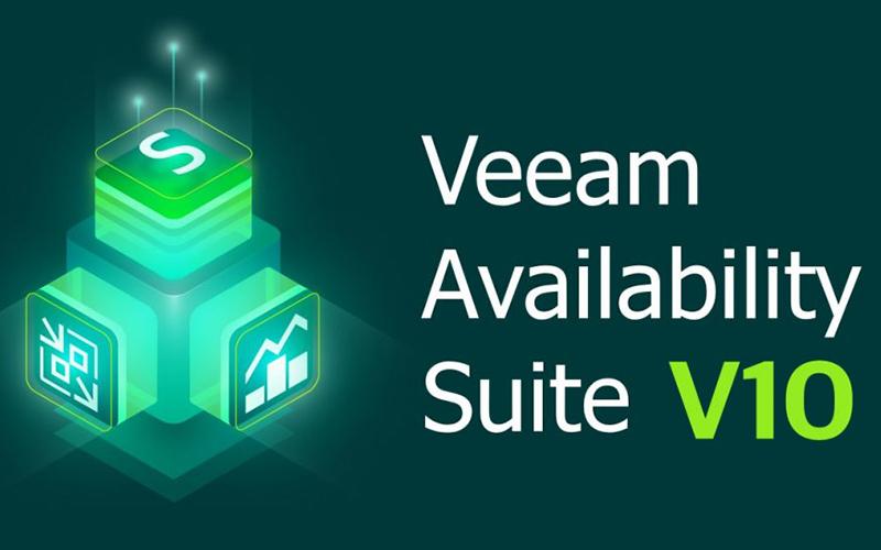 Veeam lanza la próxima generación de su producto para backup de datos