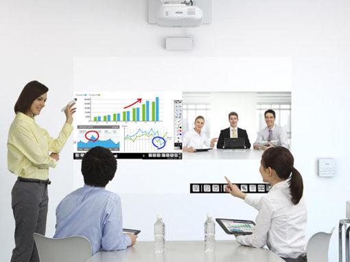 Epson: ¿Cómo crear su propia solución de videoconferencia en casa?