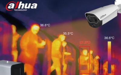 Dahua Technology colabora en la prevención y control de Covid-19
