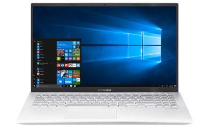 Anuncian nuevas VivoBook 14 y 15 con procesadores AMD