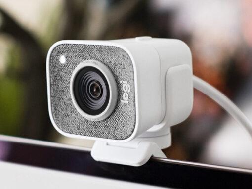 Logitech presenta StreamCam, una webcam versátil y potente