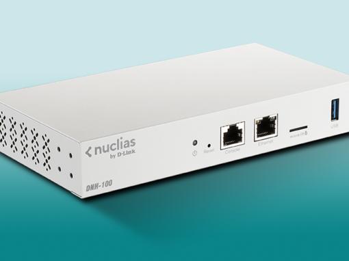 D-Link continúa promocionando el controlador WiFi DHN-100