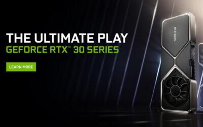 Asus pone a la venta en Chile las NVIDIA GeForce RTX de la serie 30