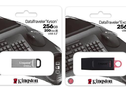 kingston mejora sus unidades de almacenamiento DataTraveler