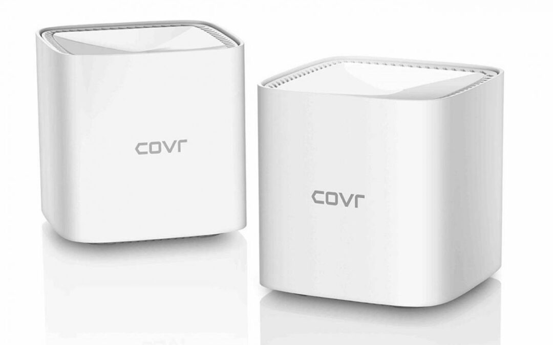 Nuevo COVR-1102 de D-Link